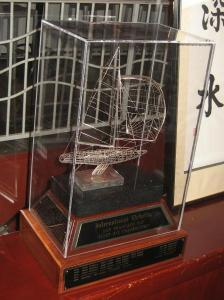 Fleet 12 Season Championship Trophy
