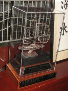 Fleet 12 Season Championship Trophy